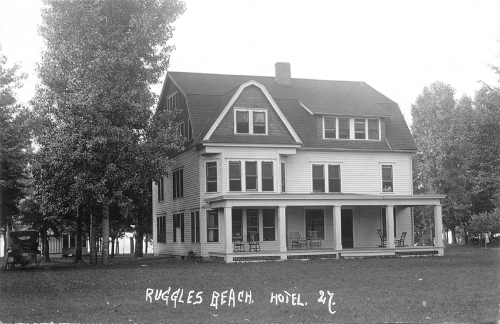 This Smaller Hotel Or Guest House Was Near The Beach And Still Stands As A Residence Today Ernst Niebergall Photo