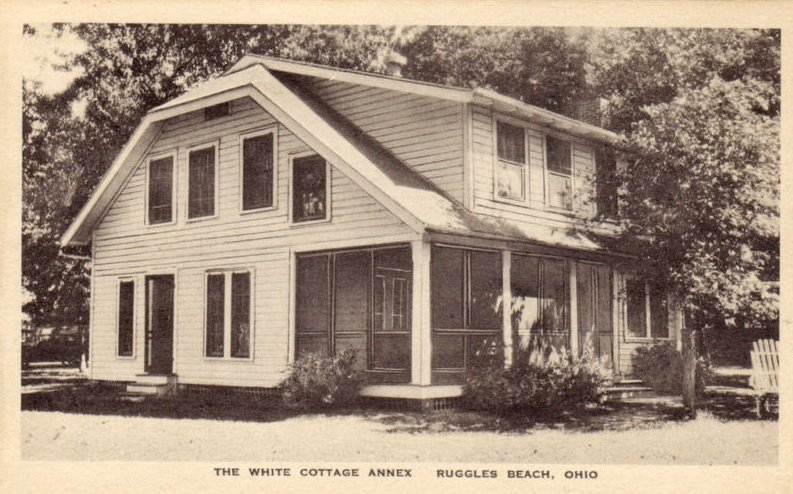 The White Cottage One Of Many At Ruggles Beach Unknown Collection